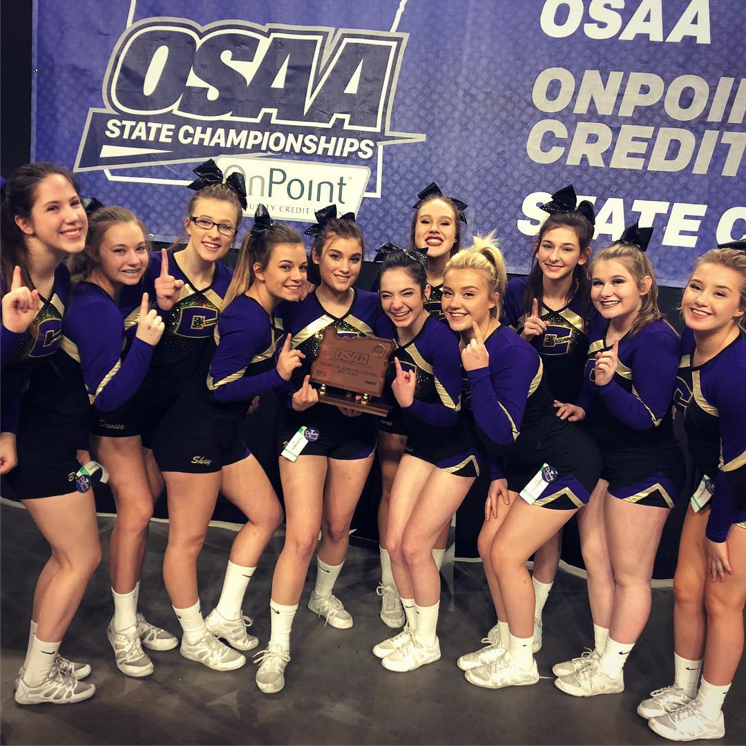 Year In Review (Cheer): A Championship Level Squad