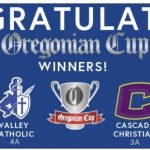 Update: Cascade Christian Second in Oregonian Cup Standings