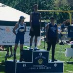 Track: Pierson Wins, Ellerbeck, Flenner and Boisen Post PRs at Grants Pass