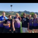 District Track Meet: Boys Close 2nd, Girls 4th