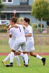 Boys Soccer- Junction City 9/7
