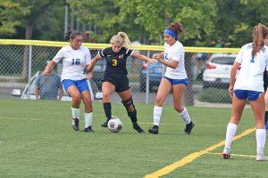 Girls Soccer- Sutherlin 9/10