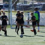 Challenger Girls Remain Undefeated After Shut Out of Trojans