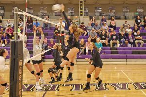 Volleyball vs South Umpqua 9/27/19