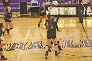 Volleyball vs. Douglas 10/1/19