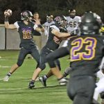 Challengers Roll On Homecoming Night
