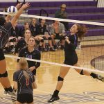 Volleyball: Challengers Sweep Trojans