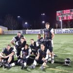 Football: Challengers Conquer Crusaders