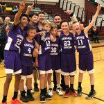 Boy's Basketball: 7th Grade Varsity Concludes Perfect Run