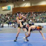 Vidlak Wins 126 lb. Title at Sierra Nevadas