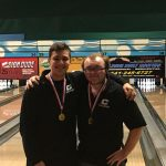 Bowling: Challenger Boys Team Up With North JV For Win, Girls Combine With Comets For 3rd