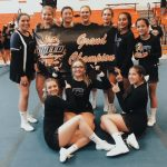 Challenger Cheer Earns Grand Champion Title At Roseburg Meet