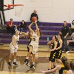Girls Basketball: Bulldogs Use Size, Shooting to Win