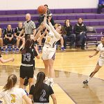 Girls Hoops: Big First Half Fuels Challengers