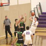 Boys Basketball vs Butte Falls, 2-6