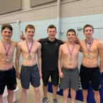 Challenger Boys Tie For 4th at 4A/3A/2A/1A State Swim Meet