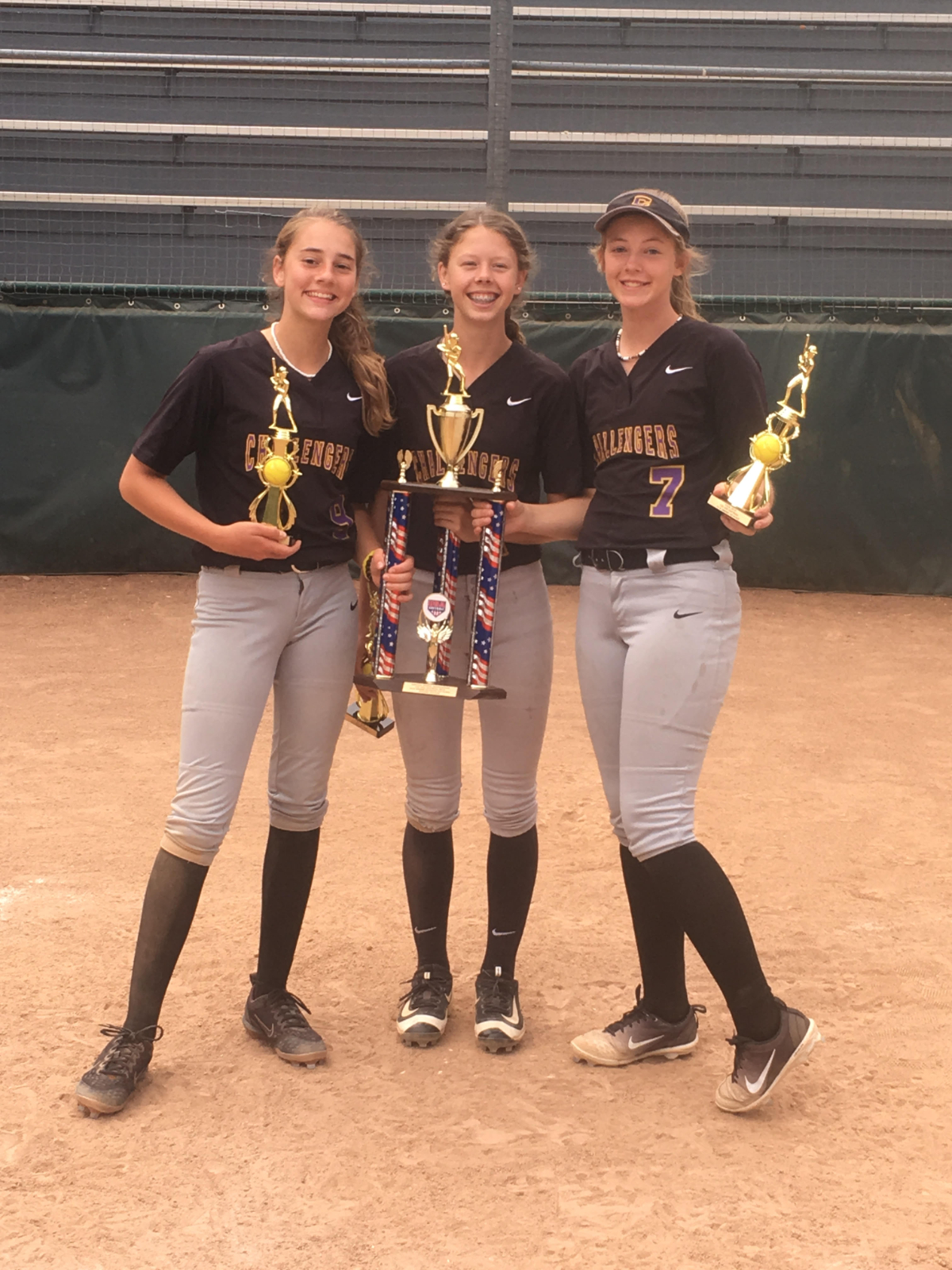 Softball: CCHS Traveling Team Is Road Royalty