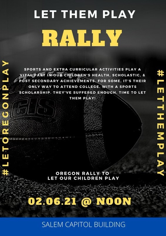 """""""Let Them Play"""" Rally Planned"""