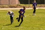 Scenes From The Game: Middle School Flag Football vs. St. Mary's