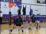 Volleyball: Challengers Sweep Trojans To Go 6-0