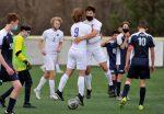 Boys Soccer: Sciapiti Hat Trick Aids Season Sweep of Crusaders