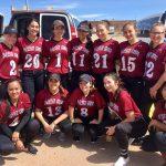 Girls Varsity Softball falls to Pubelo 16 – 3