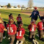 Girls Varsity Softball ties St. David 5 – 5