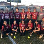 Girls Varsity Softball falls to Flowing Wells 15 – 4