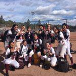 Girls Varsity Softball beats Round Valley 10 – 9