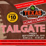 ad for tailgate party