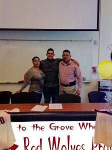Navarro Signing