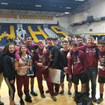 Walden Grove Wrestling @ Flowing Wells Invitational