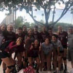 Varsity Volleyball takes 4th @ FW Tournament