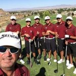 Boys Golf Finish 3rd in Kingman