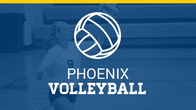Lady Phoenix Volleyball Opens Season with Strong Showing.