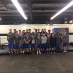 City View Boys 8th Grade Track finishes 1st place