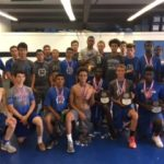 City View High School Boys Varsity Track finishes 2nd place