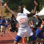Muhammad takes Silver Medal at State Track Meet