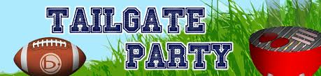 Tailgate Tonight before Game!