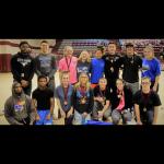 Girls Varsity Powerlifting finishes 6th place at Jackrabbit invitational