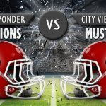 Offensive line leads City View to blowout win against Ponder