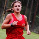 Northgate Senior High School Girls Varsity Cross Country finishes 3rd place
