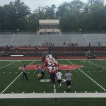 Northgate Senior Middle School Football beat Moon Area High School 35-0