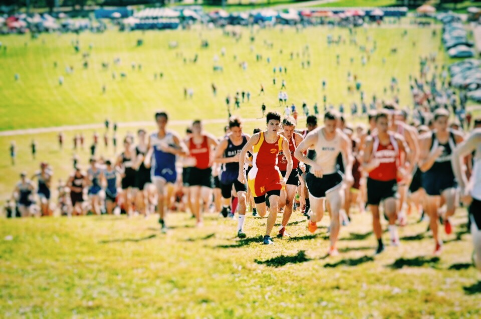 Cross Country Competes at The Slippery Rock Invitational