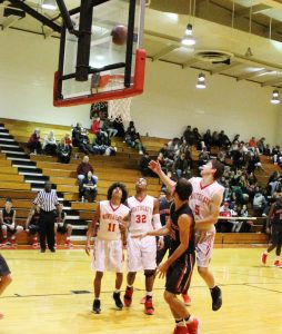 Boys' Basketball: Northgate vs. Avonworth – January 3, 2018
