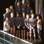 Boy's Swim Team Wins WPIAL Championship