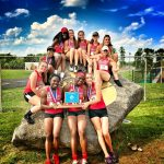 Avonworth/Northgate Girls Win States in Track & Field