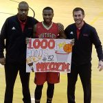 1000 Point Milestone!! Congratulations Malcolm Randall!!
