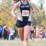 Annie Berry Places in Top-20 at State Cross Country Meet