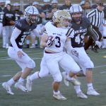 Hunter Crosswhite Earns Player of the Game Honors
